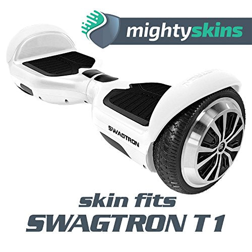 MightySkins Protective Vinyl Skin Decal for Swagtron T1 Hover Board Self  Balancing Smart Scooter wrap cover sticker skins Red Camo
