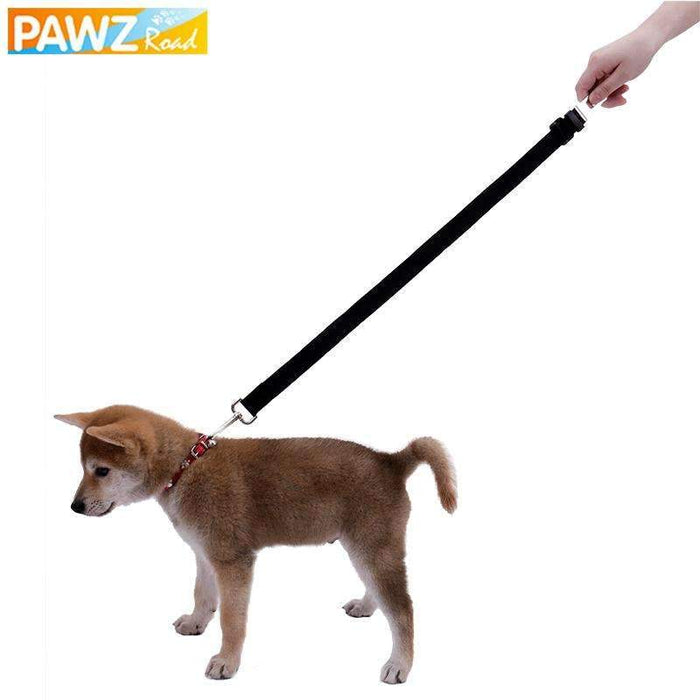 5pcs Hot Free shipping Pet Dogs Car Travel Seat Belt Clip Leads Restraint  Harness Auto Traction Leads Dog Car Belt Dog Training