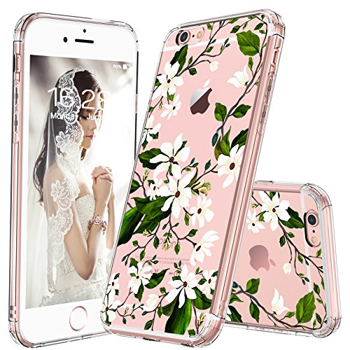 Iphone 6 Case Iphone 6s Case Protective Mosnovo Floral Magnolia