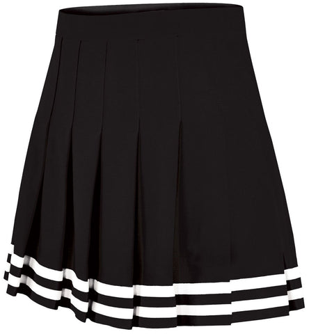 Double-Knit Knife-Pleat Cheer Uniform Skirt - Womens Sizes