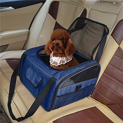 Pet Booster Seat Car Carrier Dog Lookout