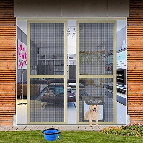 Pet Dog Screen Door Catoop Pet Screen Door Protector For Sliding