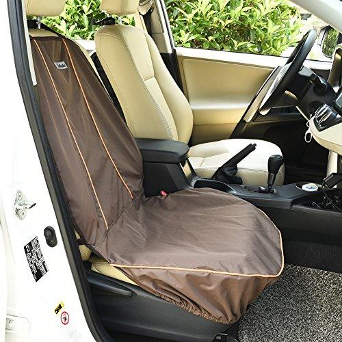 GO WILD Water Proof Anti Static Pet Car Front Seat Cover Dog Cat Puppy