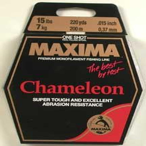 Maxima Fishing Line One Shot Spool, Chameleon