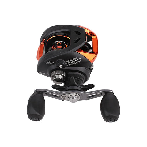 Cisno Baitcasting Fishing Reel 11BB 6.3:1 10+1 Shielded Bearings Baitcaster Right Hand For Casting Rod