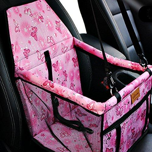 Waterproof Pet Dog Car Seat Booster Carrier Protector Bag Cage Cover Travel