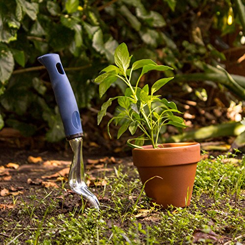 Weed Puller - Weed Digger - Weeding Tool- Hand Held Garden Tool - Features Forked Tip For The Removal Of Dandelions