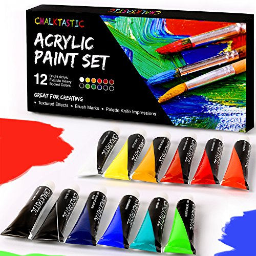 Quality Acrylic Paints Best Acrylic Paint Set For Painting Canvas