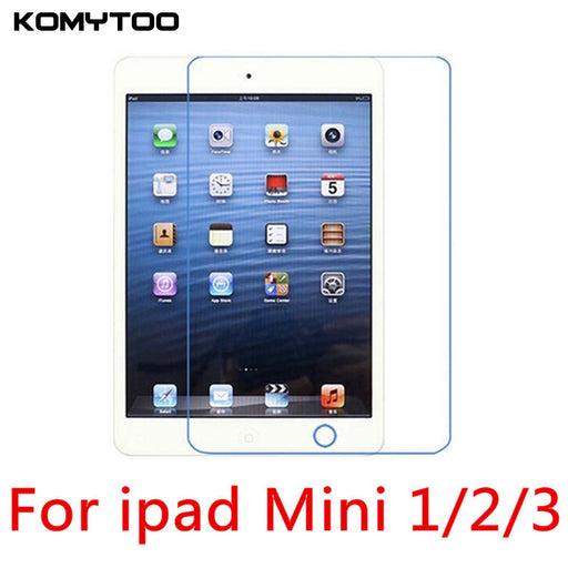 "9H 0.3mm 2.5D For Apple ipad mini 1/2/3 7.9"" Explosion Proof Tempered Glass Film Tablet PC Screen Protect Cover"