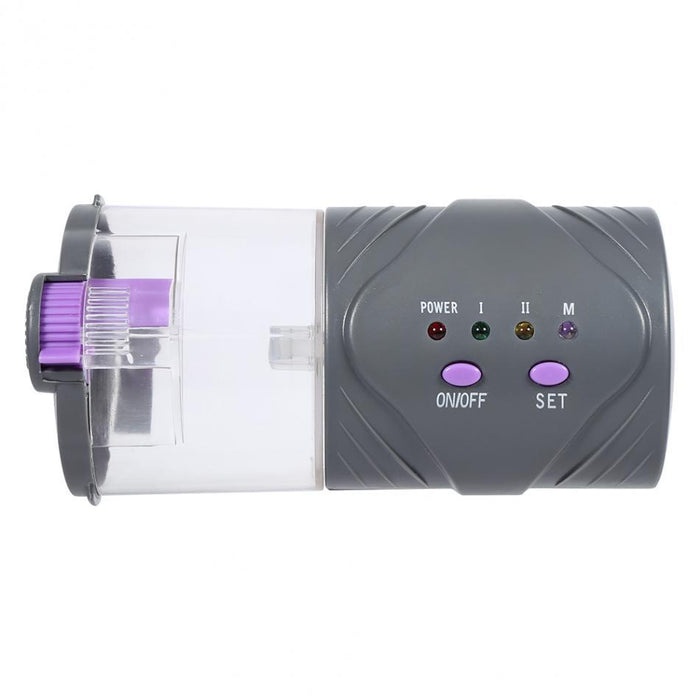 Battery Powered Outlet >> Adjustable New Battery Powered Outlet Automatic Fish Feeder Aquarium
