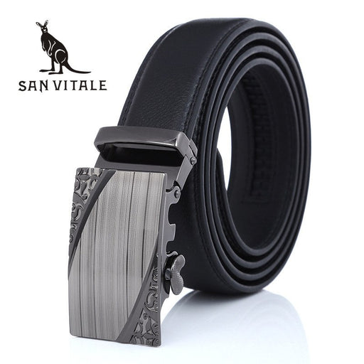 Belt For Men Belts Genuine Leather Elastic Straps Cowskin 2018 New Cheap High Quality Reversible Designer Casual Clothing Waist