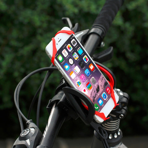 Bike Bicycle Motorcycle Handlebar Phone Mount