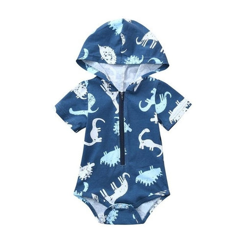 Character Unisex Rompers Toddler Baby Boys Girls