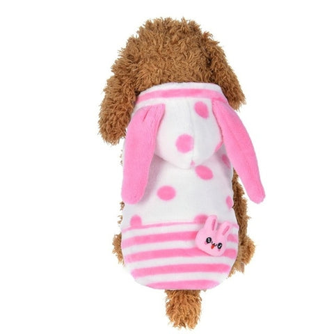 Dog Clothing Puppy Dog Hoodie Winter Clothes