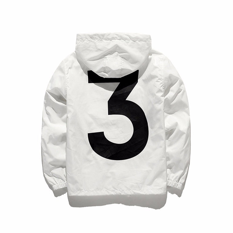 Drop Shipping Y-3 Tour Season 3 Windbreaker Jacket Men Logo Letter Printed Women Jacket Men Thin Casual Jacket Free Shipping