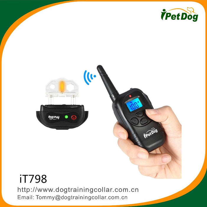 Electric bulk wholesale leash remote for electric meter stop dog barking  Training