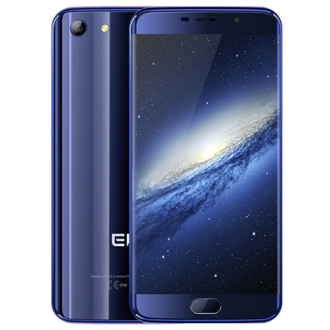 Elephone S7 5.5 Inch Smartphone FHD Screen 4G Phablet Android 6.0 Helio X25 Deca Core 4GB RAM 64GB ROM 13.0MP Camera Fingerprint