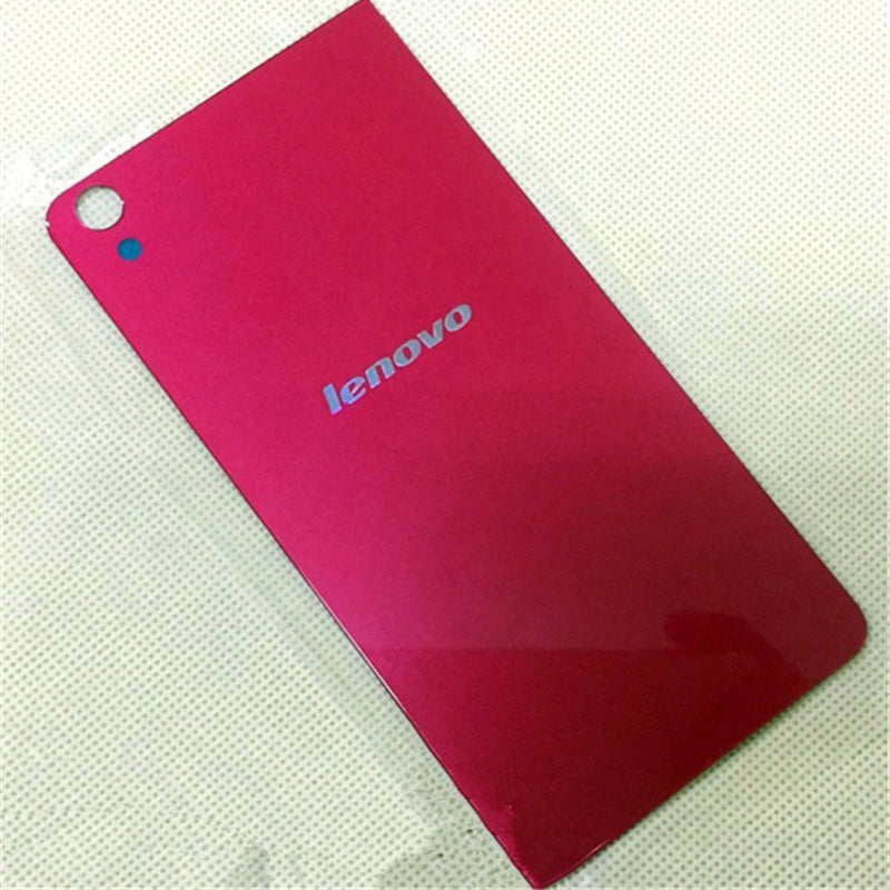 For Lenovo S850 Case Replacement Glass Back Cover Battery Rear Door