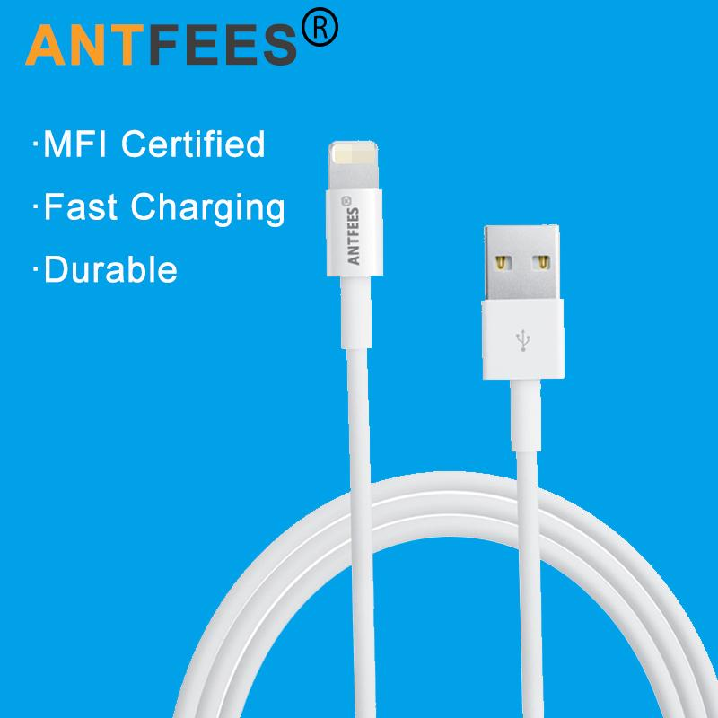 For MFI iphone Cable 1m 3m Fast Charger Adapter Original USB Cord ...
