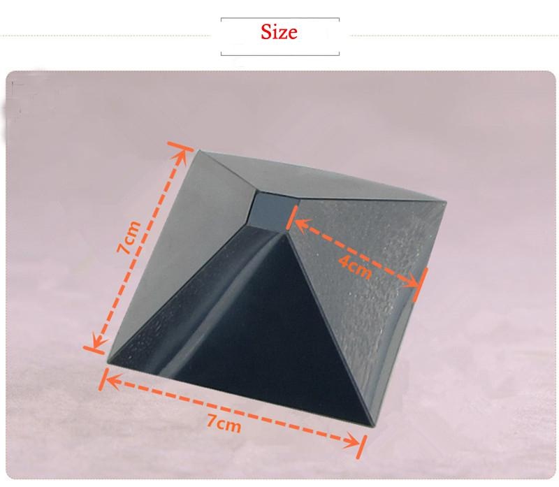Holographic Frame Pyramid By Cellphone Smartphone 3D Dispaly Box ...