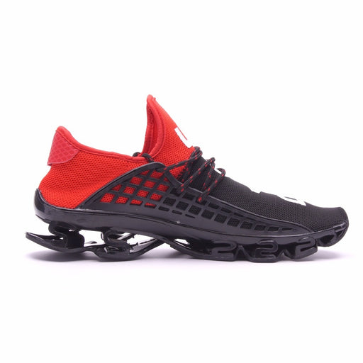 Hot 2018 Fashion Casual Shoes For Men Breathable Spring Blade Camping Shoes Men Sneakers Bounce Summer Outdoor Flats Shoes