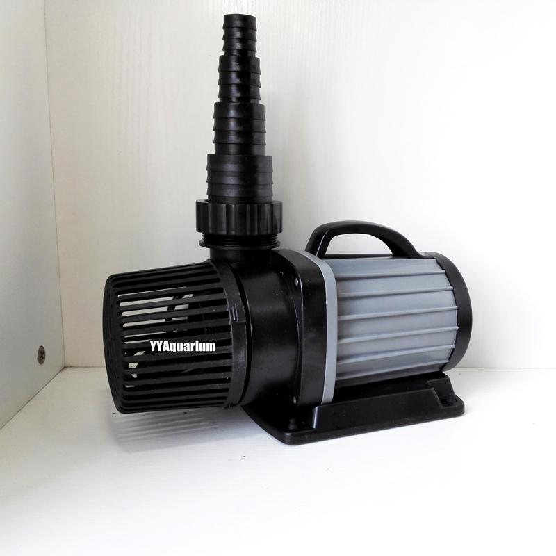 JEBAO JECOD MARINE DC IMPELLER PUMP BIG POWERFUL SUBMERSIBLE WATER PUMP W/  SMART CONTROLLER 110-240V 15000L/H 105W EU/AU/US 5KG