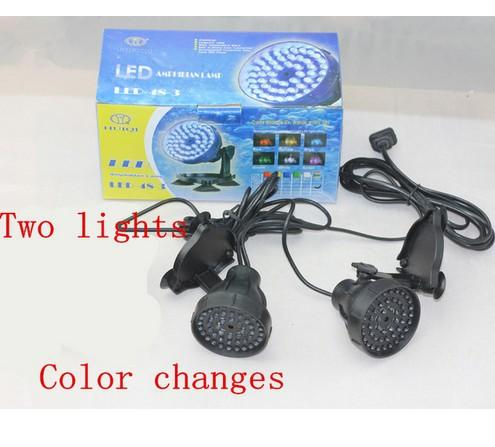 LED underwater lights ,pond lights.pond fountain lights outdoor lamp.Water Garden Fish Tank Pond Fountain Aquarium led