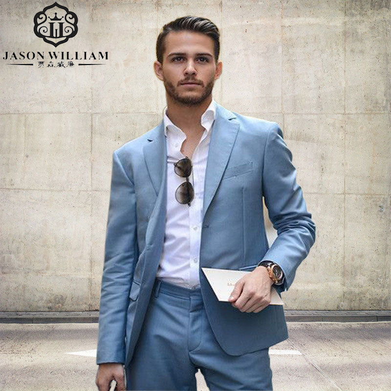 Famous Prom Suits Blue Ideas - Wedding Plan Ideas - allthehotels.net