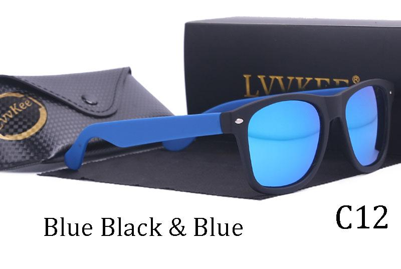0466a16d40b4 LVVKEE classic Hot traveling jacket Polarized Sunglasses Mens Womens  Outdoors Driving Sun Glasses Male
