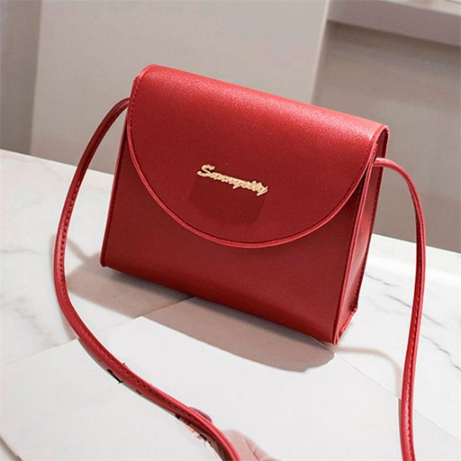 MOLAVE Handbag Bag Female Solid Bags for Girls Hasp Fashion Covered Crossbody Bag Coin Purse Phone Handbag Shoulder Bags Jul27PY