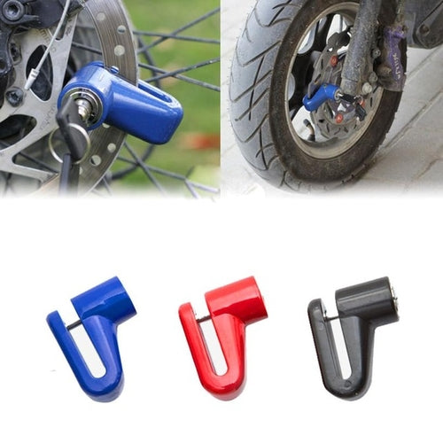 MUQGEW Motorcycle Accessories Security Anti Theft