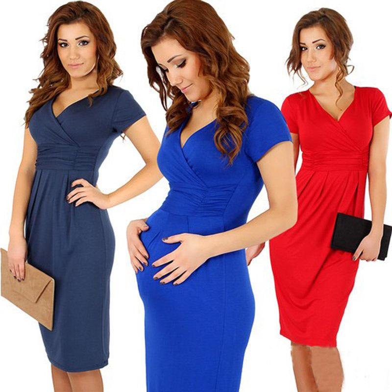 Maternity Dresses Clothes For Pregnant Women Clothing Maternity Gown
