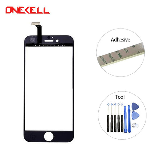 ONECELL Front Touch Panel Display Glass Lens Replacement Touch Screen For iPhone 4 4S 5 5C 5S with Repair Tools
