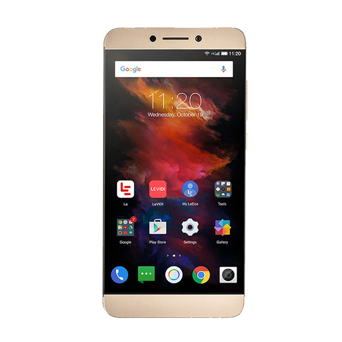 Original Letv LeEco Le S3 X626 4G LTE Mobile Phone 21 0MP 4GB RAM 32GB ROM  Deca Core MTK6797 Android 5 5