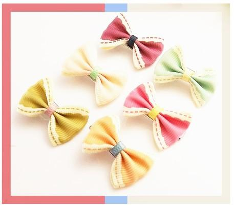 Pet accessory dogs accessories  Hair Jewelry cip  dog grooming  bowknot  Many flower color
