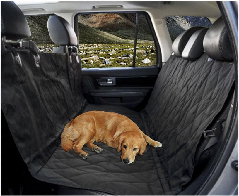 Puppy Pet Dog Car Rear Bench Back Seat Cover Mat Hammock Style And Of