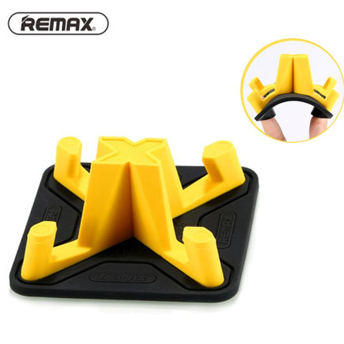 Remax Car Mount Phone Holder Mobile Phone Stand For xiaomi redmi 5 plus  iphone 7 plus 6s 5 Telephone Bracket Mobile Accessories