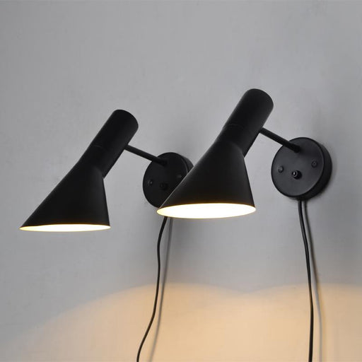 Replica Modern Louis Poulsen Arne Jacobsen AJ Wall lights Creative Wall Sconce Bedside Reading Wall Lamp Cafe Aisle Hall Hotel