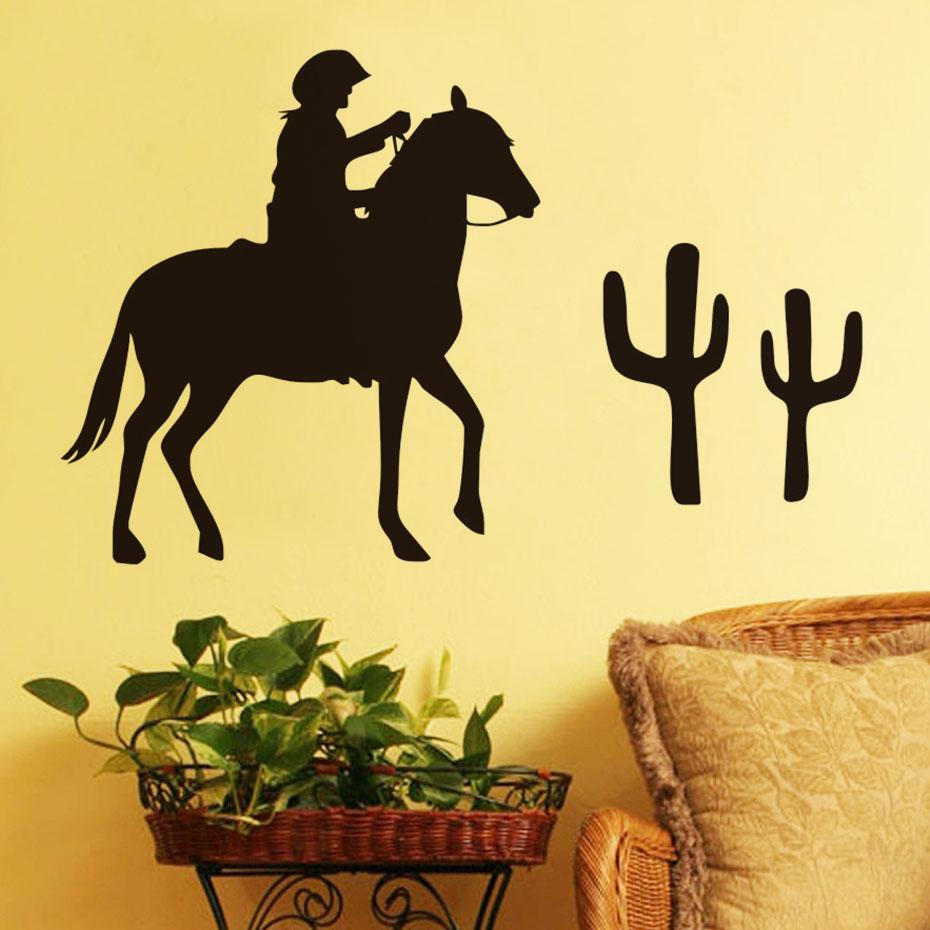 Old Fashioned Cowboy Wall Art Illustration - Gallery Wall Art ...