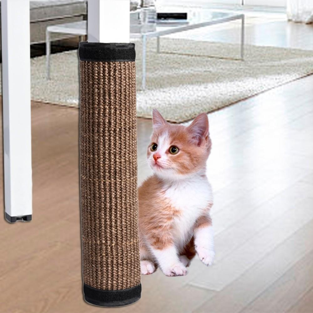 Safe Cat Scratch Pad Furniture Bed Mattess Protector Table Chair