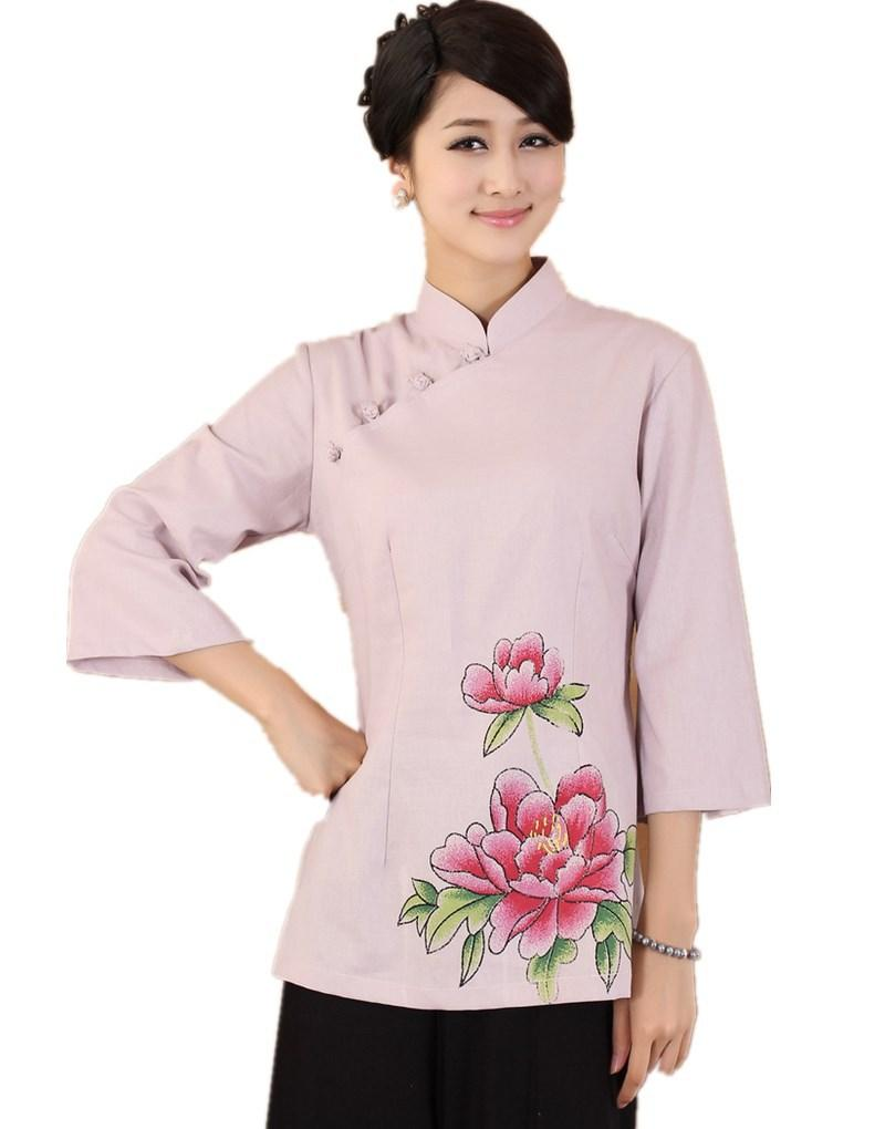 83132f7703b99 Chinese Blouse - Catalyst PSM