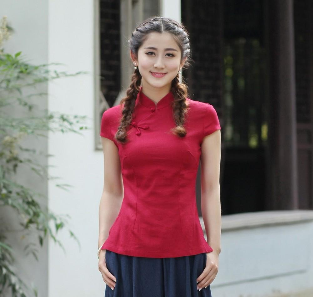 89cde21ad87 Chinese Blouse Name