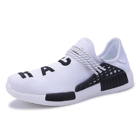 Shoes Male 2018 Summer NewBreathable Men Sneakers Adult Red Black High Quality Comfortable Non-slip Soft Mesh Men Shoes