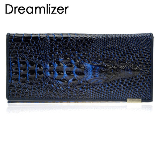 Stock Promotion Genuine Leather Wallet Female Purse Long Coin Purses Holder Ladies Wallet Hasp Fashion Womens Wallets And Purses