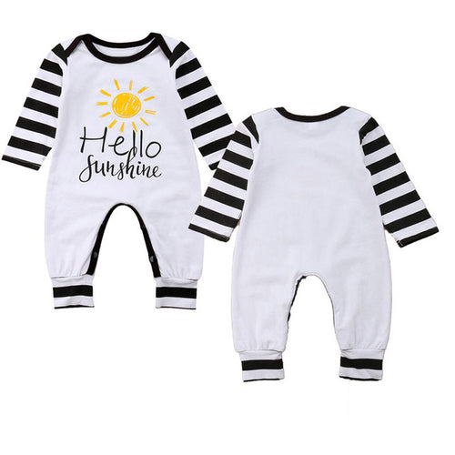 Suit for 0-24M baby Romper Newborn Baby Long