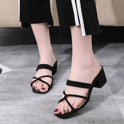 Summer Shoes Women Sandals Ladies Slippers 2018
