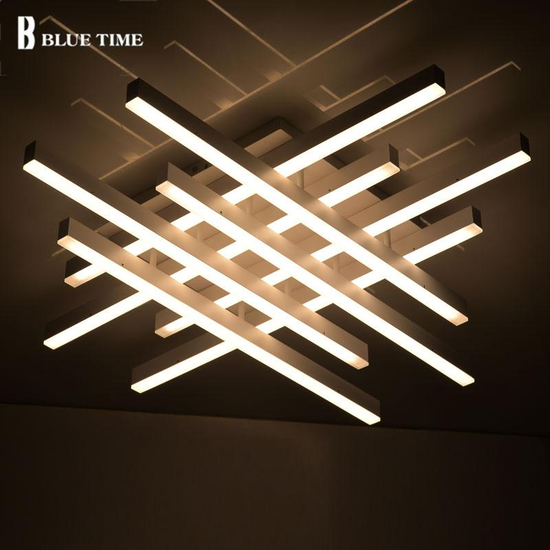 decor uk white led interior lamps home room lights for bedroom light square slim bulbs ceiling chandelier fixture living type luxury
