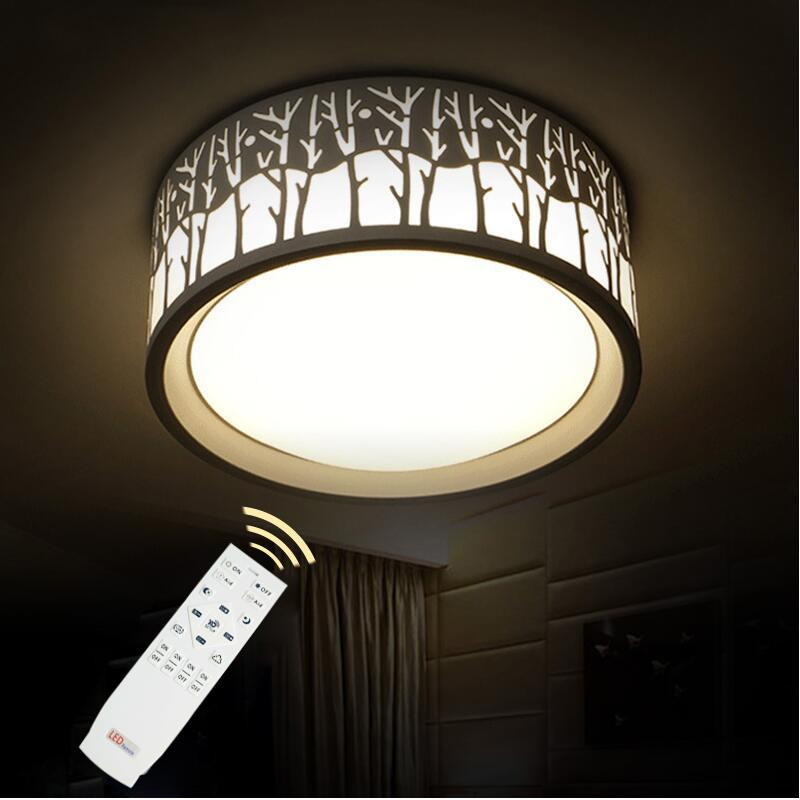 Surface Mounted Modern Led Ceiling Lights For Living Room Light Fixture Indoor Lighting Decorative Lampshade