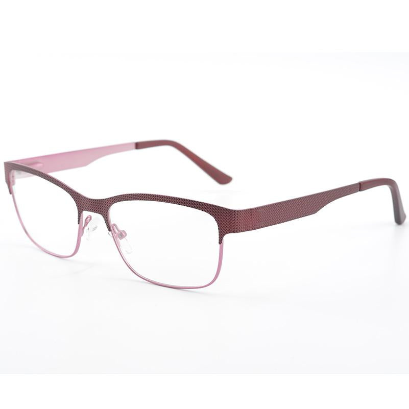 Sweety Spectacle Frames Metal Women Optical Frame Fashion Glasses ...