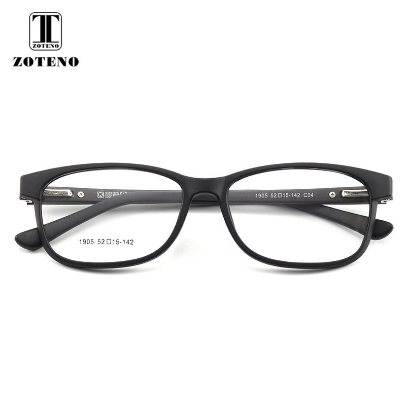 TR90 Glasses Frame Women Fashion Fake Nerd Reading Computer Clear ...